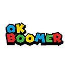 ok boomer Super Mario by OkBoomer
