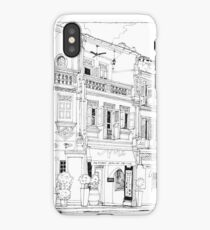 Streetscape Singapore iPhone Case/Skin