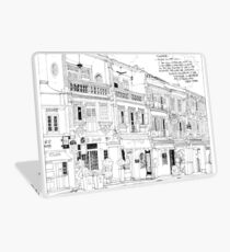 Streetscape Singapore Laptop Skin