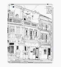 Streetscape Singapore iPad Case/Skin