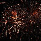 Fireworks by islefox