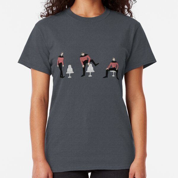 EARL GREY HOT Juniors Cap Sleeve T-Shirt Star Trek Next Generation Picard TEA