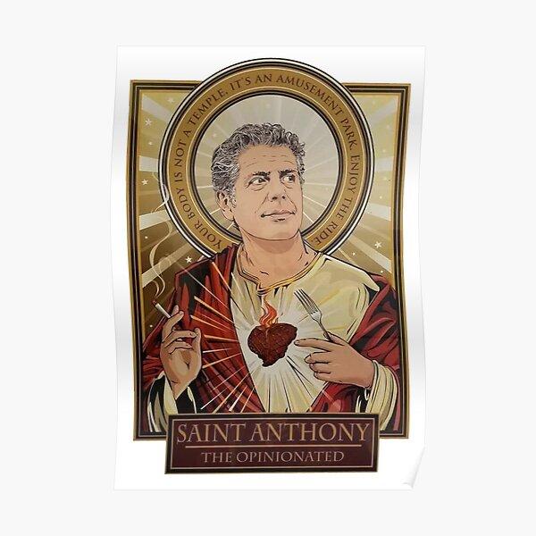 saint Anthony Poster