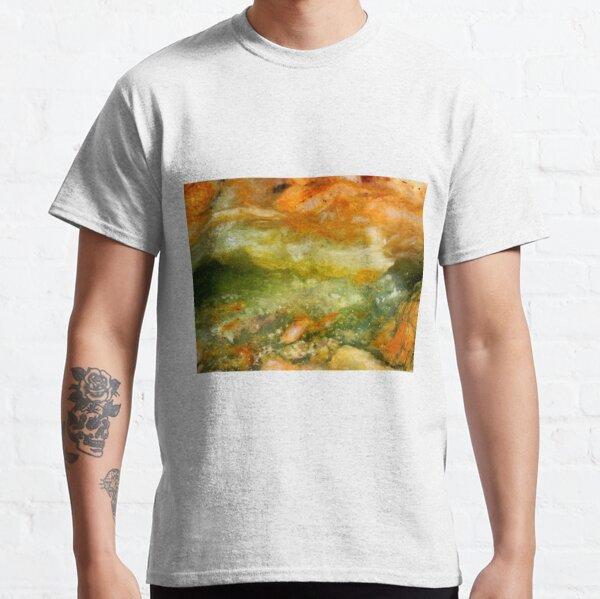 Goldfish Apocalypse (Plasma Stone) Classic T-Shirt