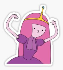 Bubblegum Princess Sticker