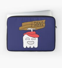 Pizza Delivery Regular Show Laptop Sleeve