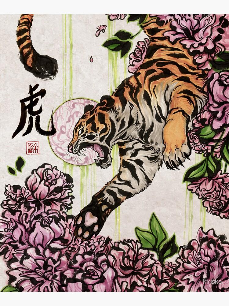 Tiger by kiriska