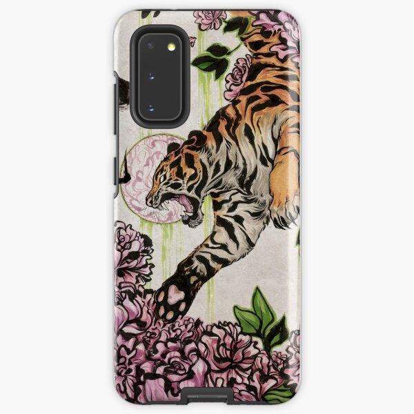 Tiger Samsung Galaxy Tough Case