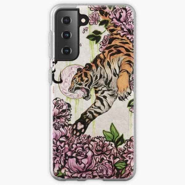 Tiger Samsung Galaxy Soft Case