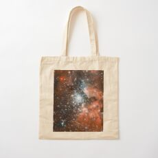 Extreme Star Cluster Universe Cotton Tote Bag