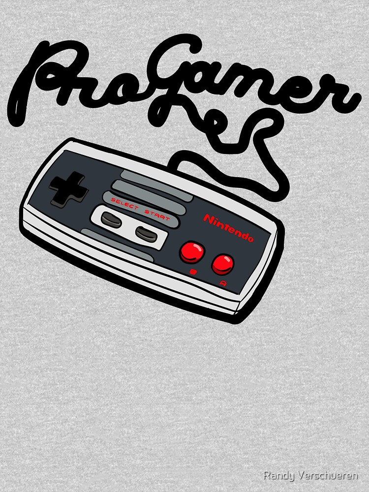 Pro Gamer by vieke