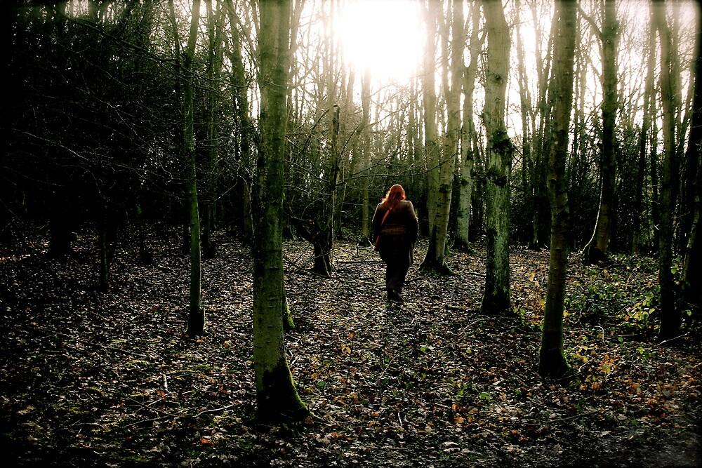 Walking Away by Richard Pitman