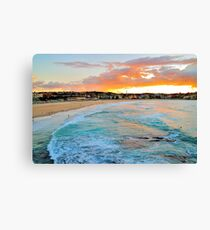 Bondi Sunrise #6 Canvas Print