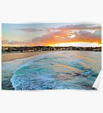 Bondi Sunrise #6 Poster
