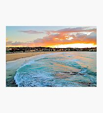 Bondi Sunrise #6 Photographic Print