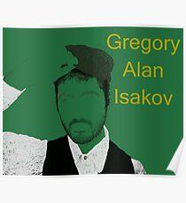Póster Gregory Alan Isakov