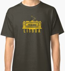Lisboa yellow Classic T-Shirt