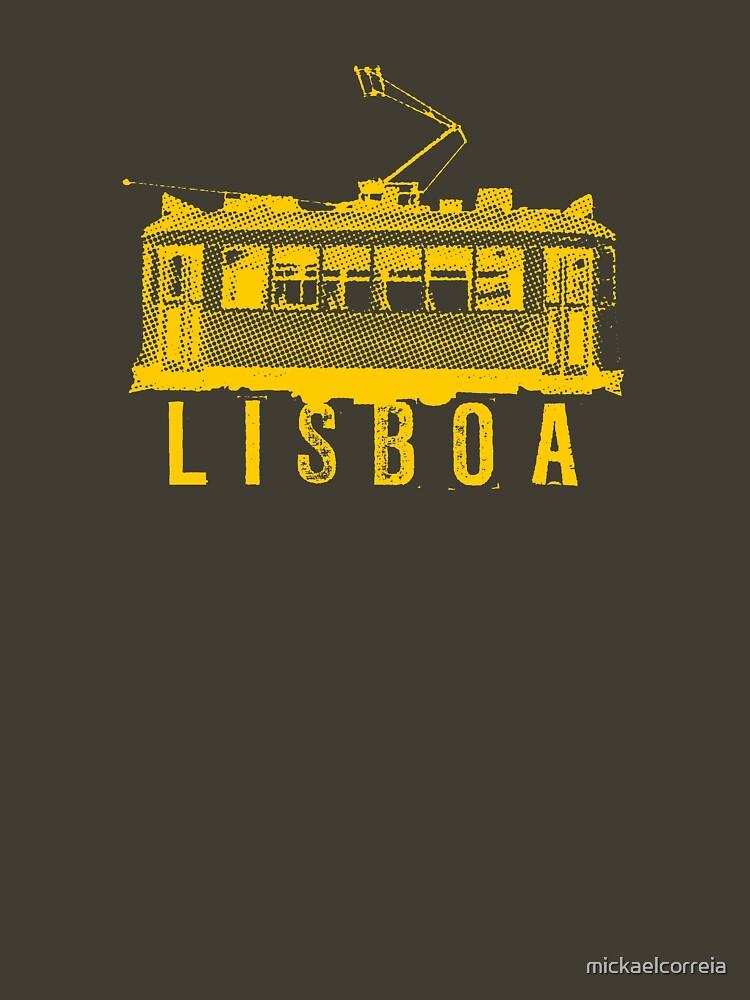 Lisboa yellow von mickaelcorreia