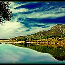 Postcard'ish (Lake in Catalonia, Spain) by PhotoMairo