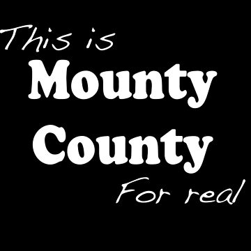 This is Mounty County by mjaudiop