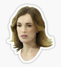 Jemma Simmons Sticker