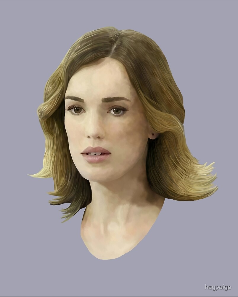 Jemma Simmons by haypaige