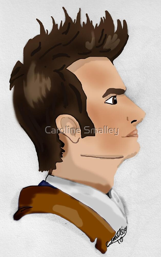 The 10th Doctor by Caroline Smalley