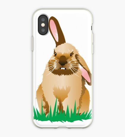 Honey Bunny iPhone Case