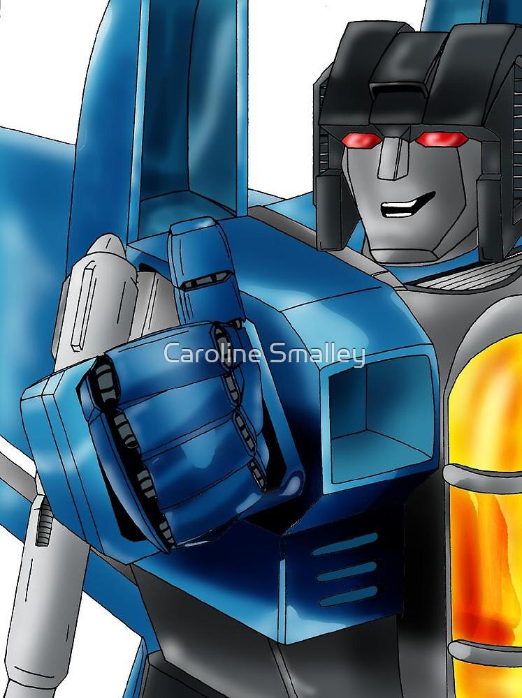 Transformers: Thundercracker by Caroline Smalley