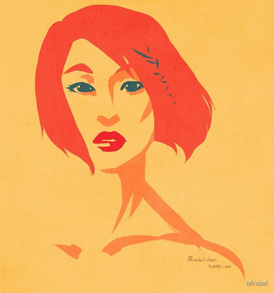 Leliana by Mirabel