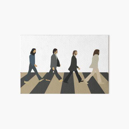 Abbey Road Art Board Print