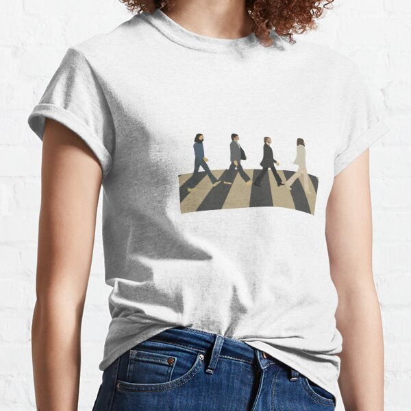 Abbey Road Camiseta clásica