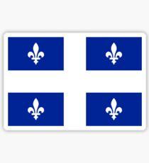 Québec Flag Sticker