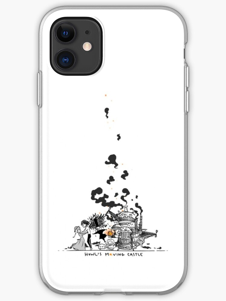 Moving Castle iphone 11 case