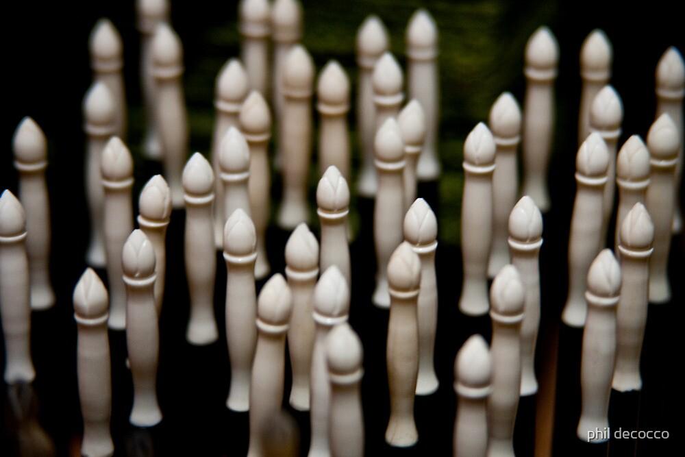 Chopsticks by phil decocco