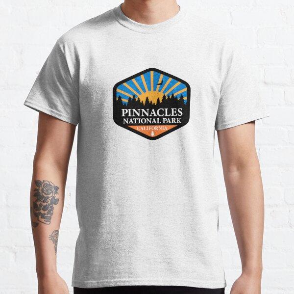 Pinnacles National Park California Classic T-Shirt
