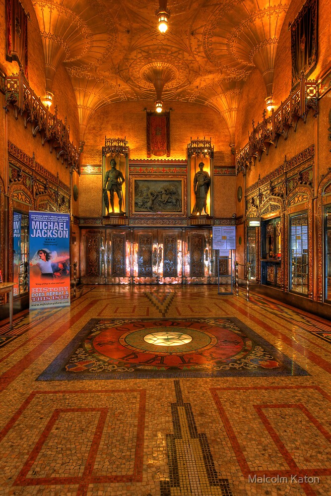 State Theatre HDR by Malcolm Katon