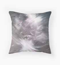 Telepathic Connections Throw Pillow