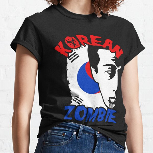 Korean Zombie - Chan Sung Jung Classic T-Shirt