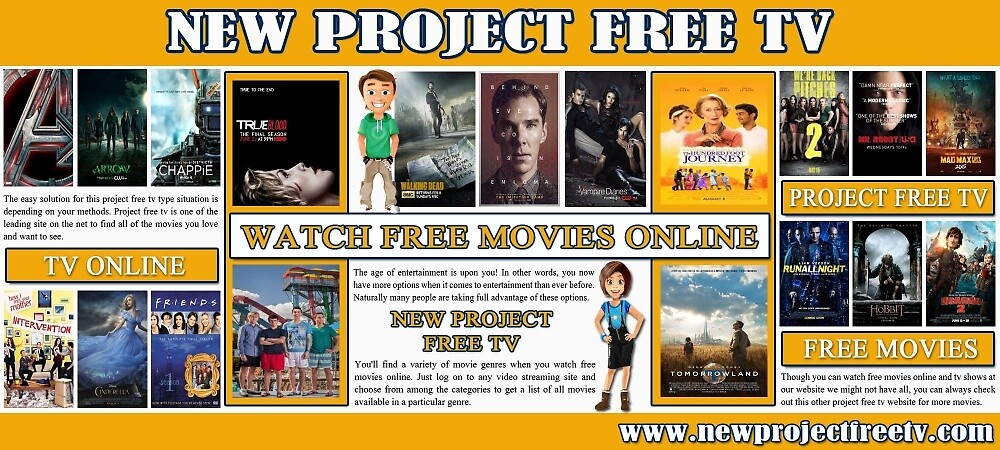 New Project Free TV by TVOnline