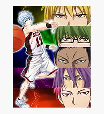 Generation of Miracles (with Kuroko) Photographic Print