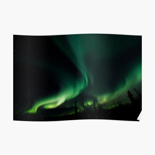 Aurora Borealis 2405 Poster