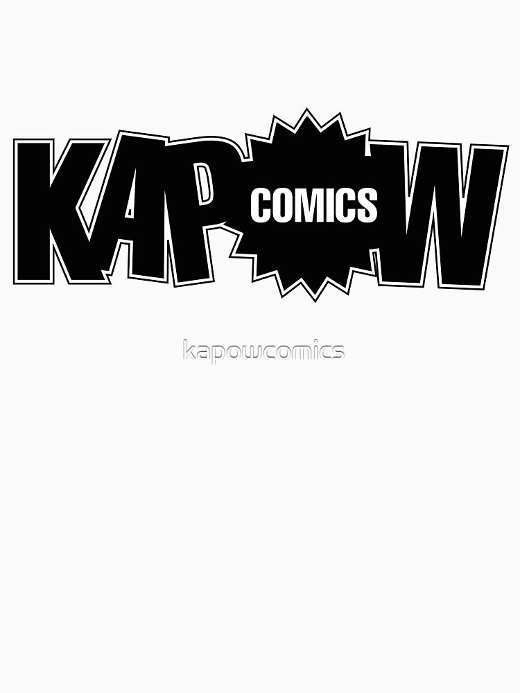 Kapow by kapowcomics