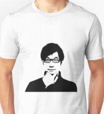 Hideo Kojima Unisex T-Shirt