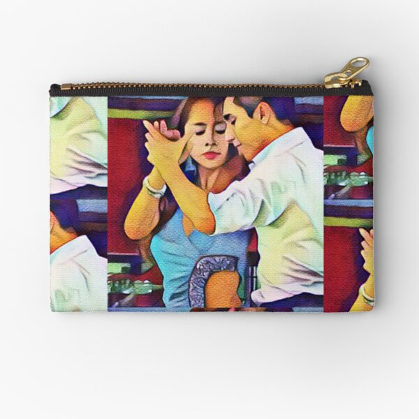 Street Tango in Buenos Aires 2 Zipper Pouch