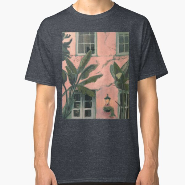 New Orleans Pink Afternoon Classic T-Shirt