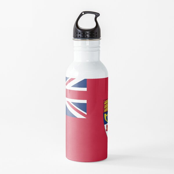 Canada Red Ensign Flag vintage canadian symbol HD High Quality Online Store Water Bottle
