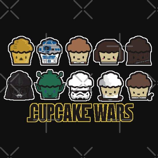TShirtGifter presents: Cupcake Wars