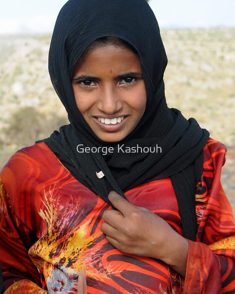 Socotra Girl by George Kashouh