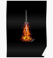 Nietnono Shana (Unrelenting Flame) Poster